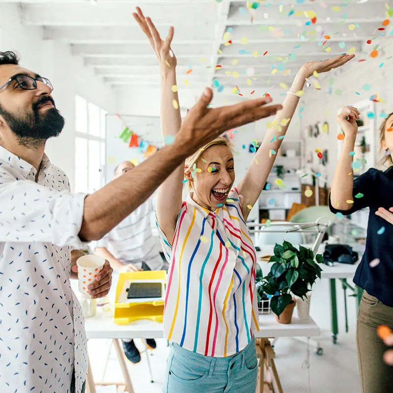 JOY AT WORK – Igniting Enjoyment with Your Team