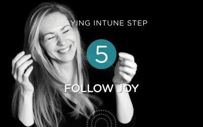 Step 5: Getting Intune: Follow JOY