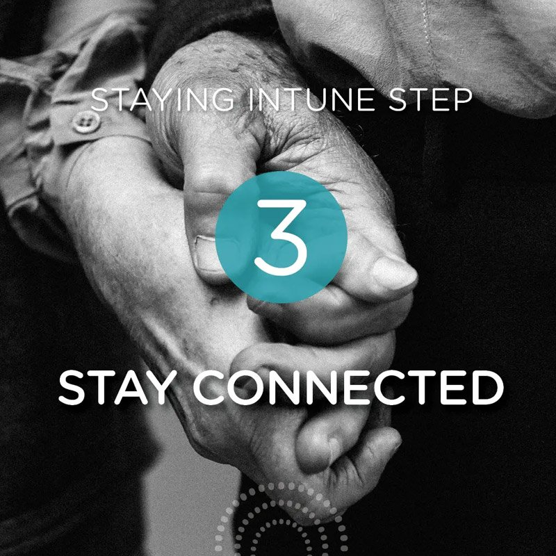 Step 3: Getting Intune: Staying Connected to your Awareness