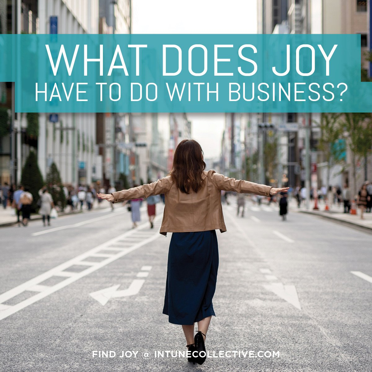 Using JOY to Manage Stress and Improve Performance